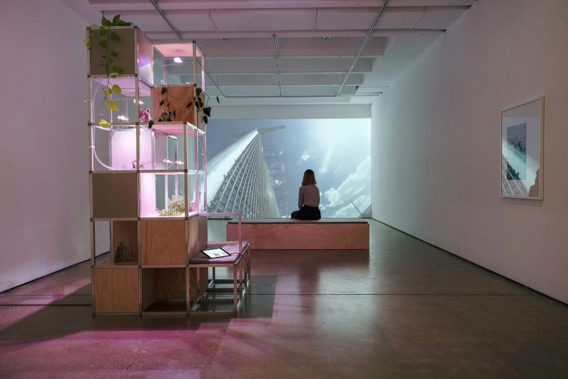 """New Eelam: Brisbane"", 2019, Institute of Modern Art, Brisbane."