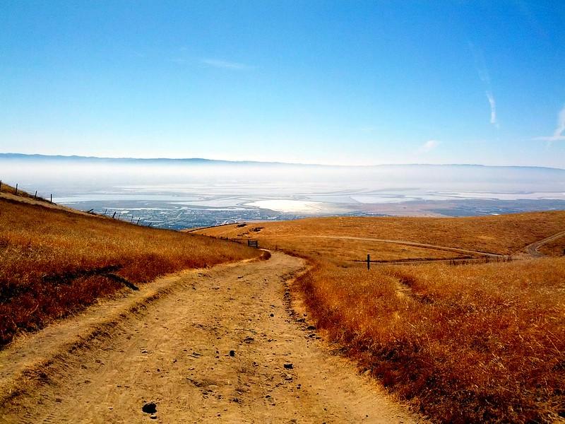 La Silicon Valley dall'alto