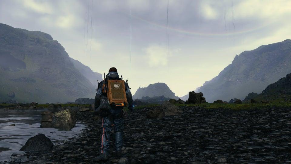 Un frame del videogame
