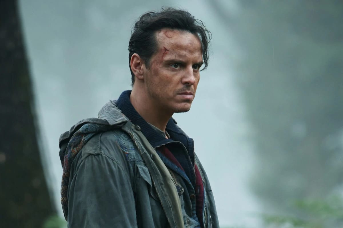 Andrew Scott in His Dark Materials