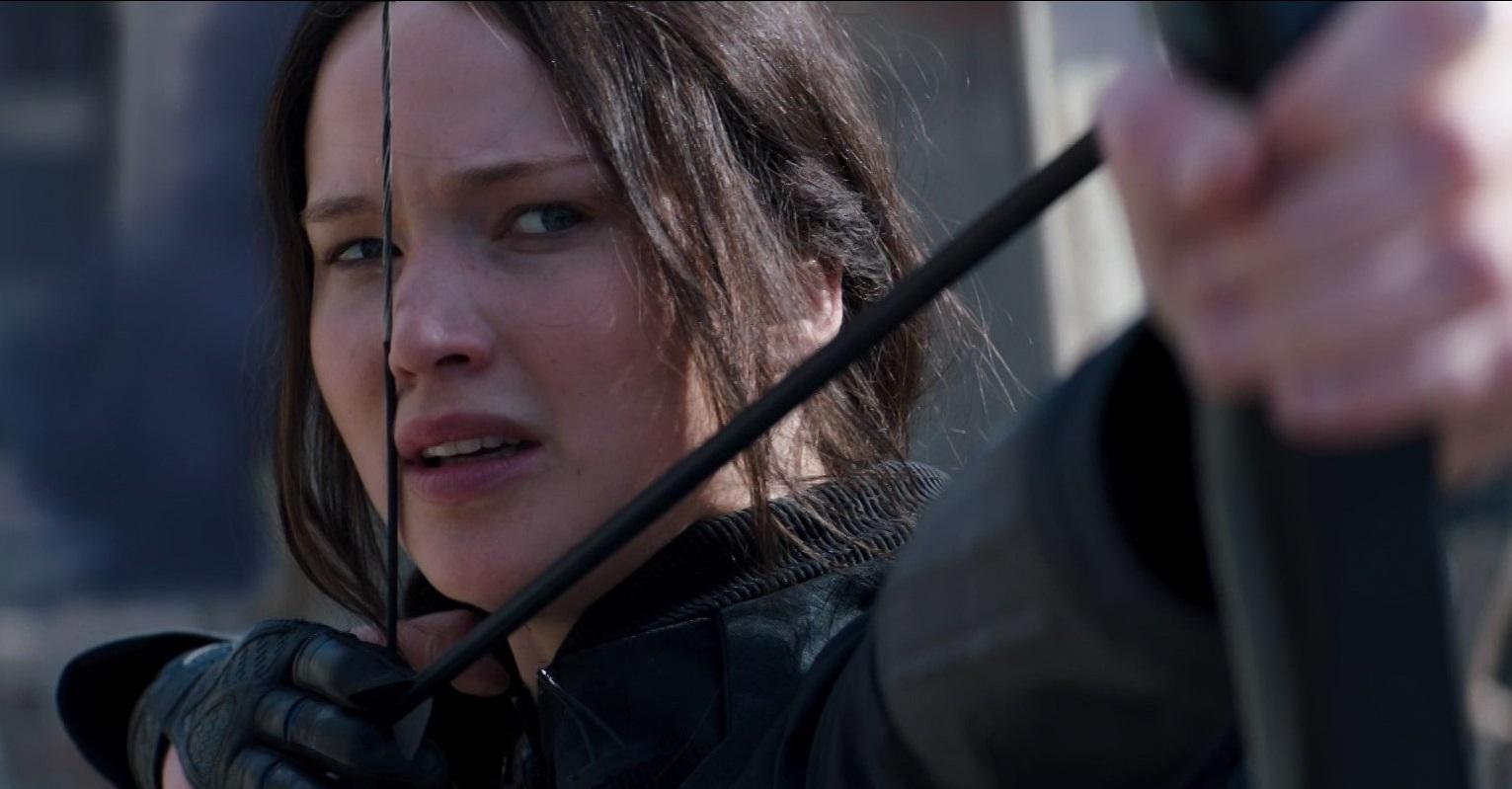 Katniss Everdeen, The Hunger Games (2012)