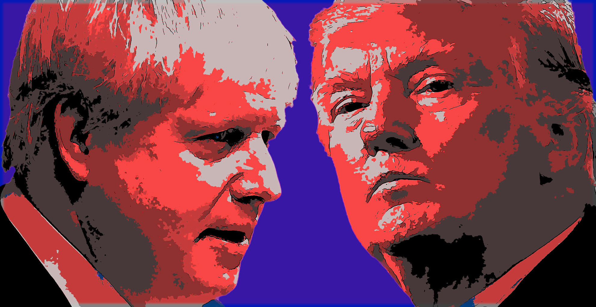 Donald & Boris